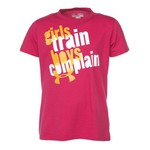 Under Armour® Girls' Quick Turn All I Do Is Win T-shirt