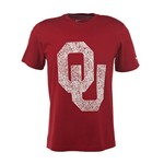 Nike Men's University of Oklahoma Logo as Art T-shirt