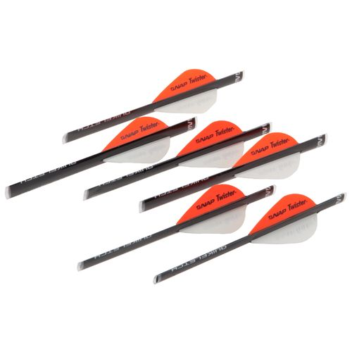 New Archery Products Quikfletch Twisters 6-Pack