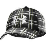 Under Armour® Men's Galaxy Plaid Stretch Fit Cap