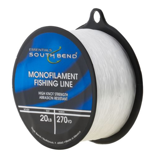 South Bend 20 lb. - 270 yards Monofilament Fishing Line