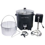 Cajun Injector Electric Turkey Fryer