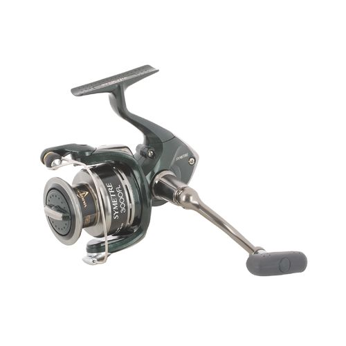 Image for Shimano Symetre 3000-FL Spinning Reel Convertible from Academy