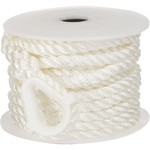 "Marine Raider 3/8"" x 50' Twisted 3-Strand Anchor Line"