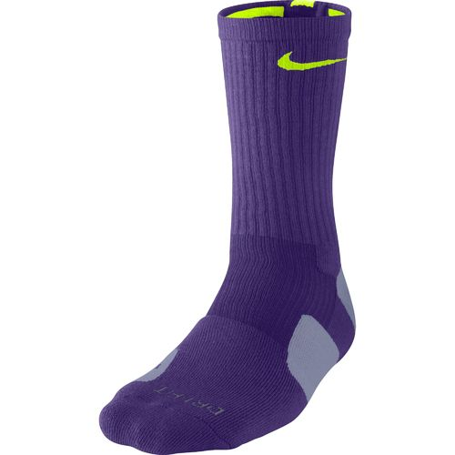 Nike Adults' Elite Basketball Crew Socks