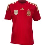 adidas Youth Spain Home Replica Jersey