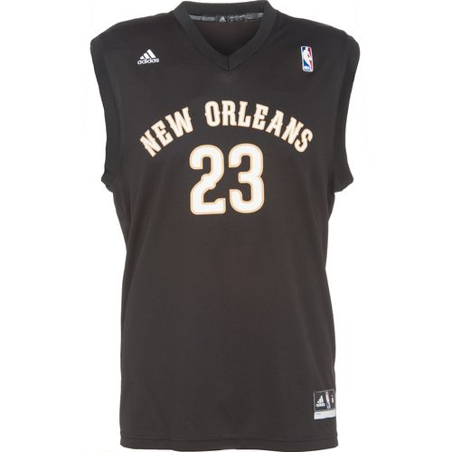 Image for adidas Men's New Orleans Pelicans Anthony Davis #23 NBA Revolution 30 Replica Jersey from Academy