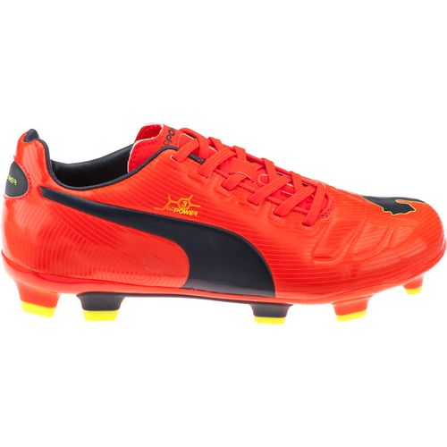 PUMA Youth evoPower 3 FG Soccer Cleats