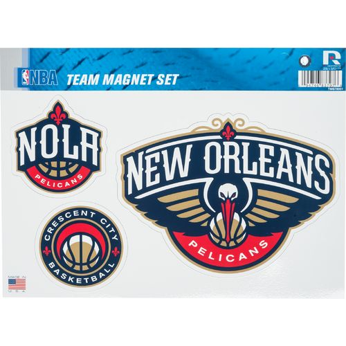 NBA New Orleans Pelicans Magnets Set - view number 1