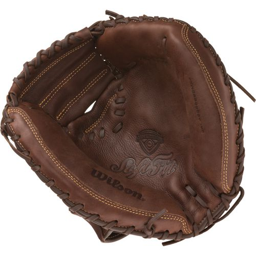 Wilson Men's A800 Game Ready 34' Catcher's Mitt