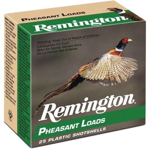 Display product reviews for Remington Pheasant Loads 20 Gauge Shotshells