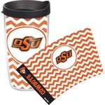 Tervis Oklahoma State University 16 oz. Tumbler with Lid