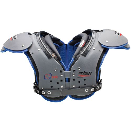 Display product reviews for Schutt O2 Pro QB/WR Shoulder Pads