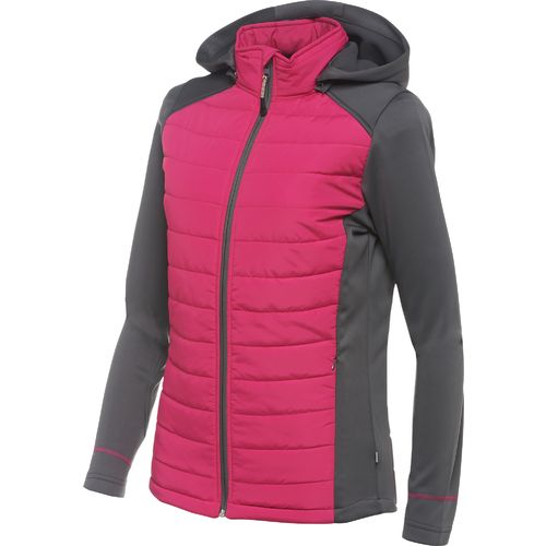 Magellan Outdoors  Women s Mixed Media Soft Shell Jacket