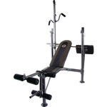 CAP Barbell Combo Bench with 80 lb. Weight Set - view number 2