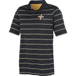 Antigua Men's New Orleans Saints Deluxe Polo Shirt - view number 1