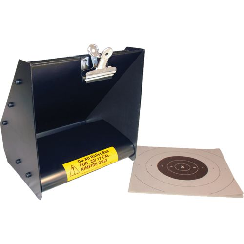 Display product reviews for Do-All Outdoors .22/.17 Caliber Bullet Box