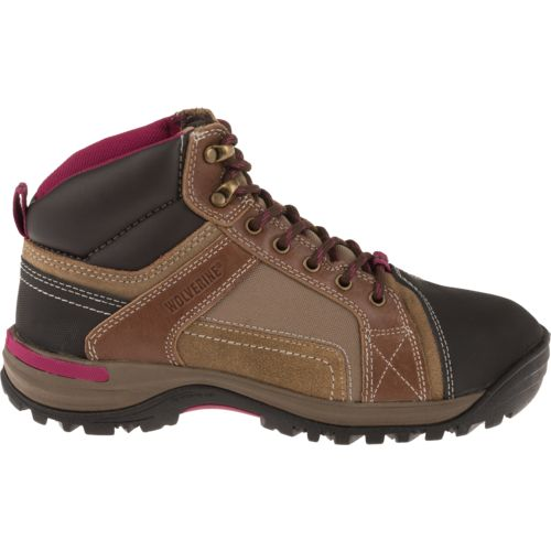 wolverine s chisel work boots academy