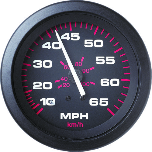 SeaStar Solutions Amega 65 mph Speedometer Kit