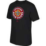 adidas™ Men's University of Louisiana at Lafayette School Logo T-shirt