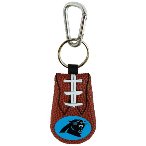 GameWear Carolina Panthers Classic NFL Football Key Chain