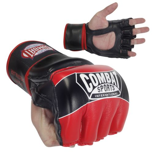 Display product reviews for Combat Sports International Pro-Style MMA Gloves