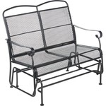 Mosaic 2-Person Steel Mesh Glider