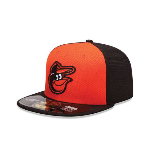 New Era Men's Baltimore Orioles 2015 Diamond Era Cap - view number 1