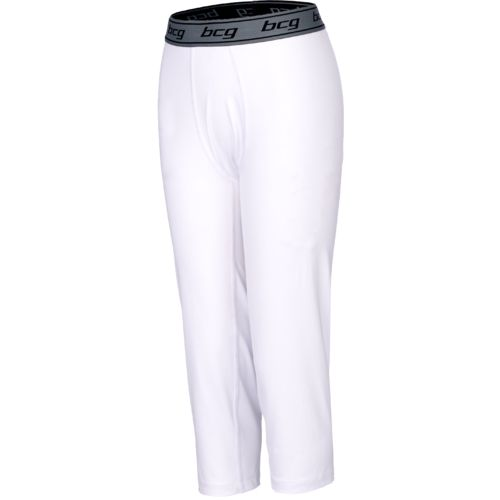 Display product reviews for BCG Men's Compression Solid 3/4 Tight