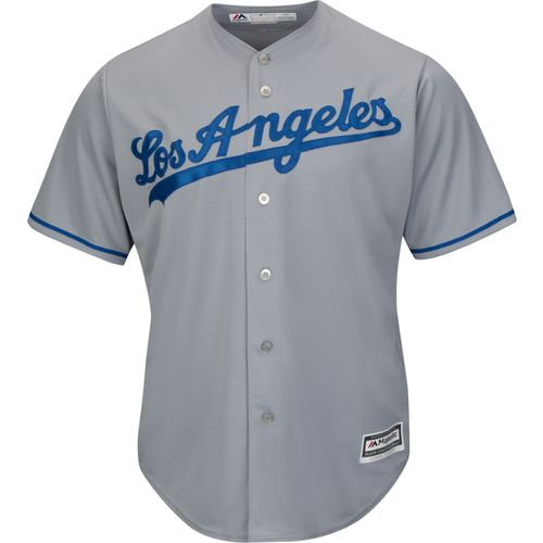 Majestic Men's Los Angeles Dodgers Hyun-jin Ryu #99 Cool Base® Jersey - view number 2