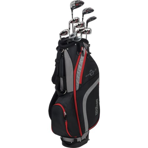 Wilson Men's Profile HL Package Golf Set Left-handed