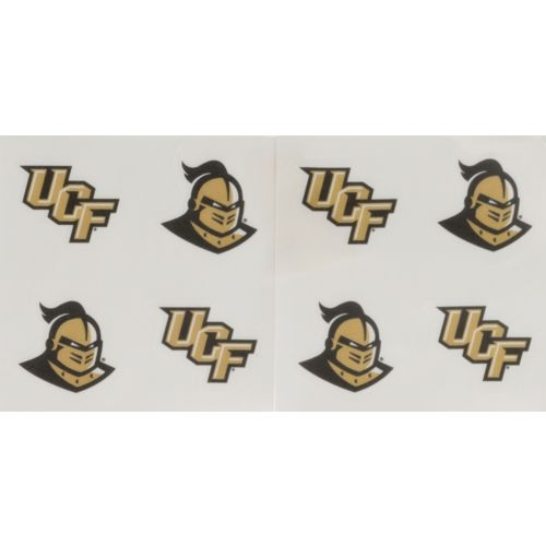 Rico University of Central Florida Face Tattoos 8-Pack