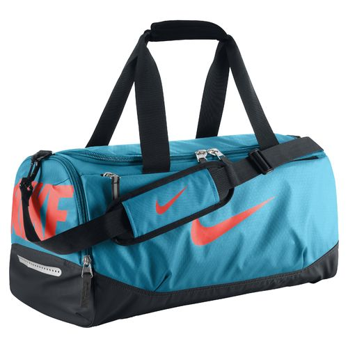 nike team duffel bag academy