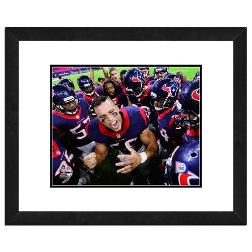 Photo File Houston Texans Brian Cushing 8' x 10' Action Photo