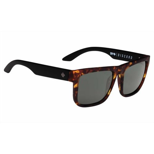 SPY Optic Adults' Discord Vintage Tortoiseshell Happy Sunglasses