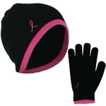 Pro Cure Women's Beanie and Stretch Gloves Set - view number 1