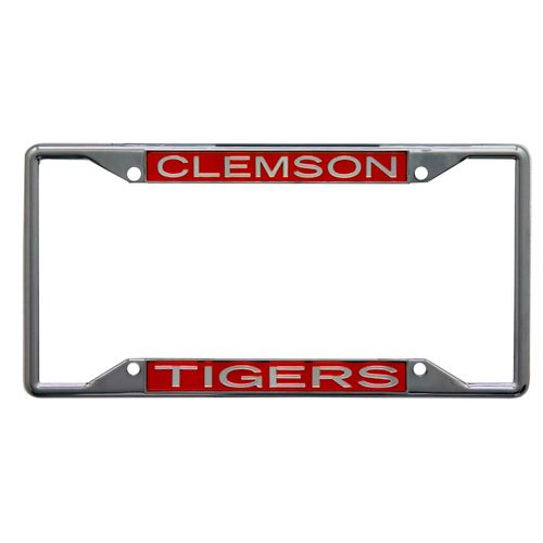 Stockdale Clemson University License Plate Frame - view number 1