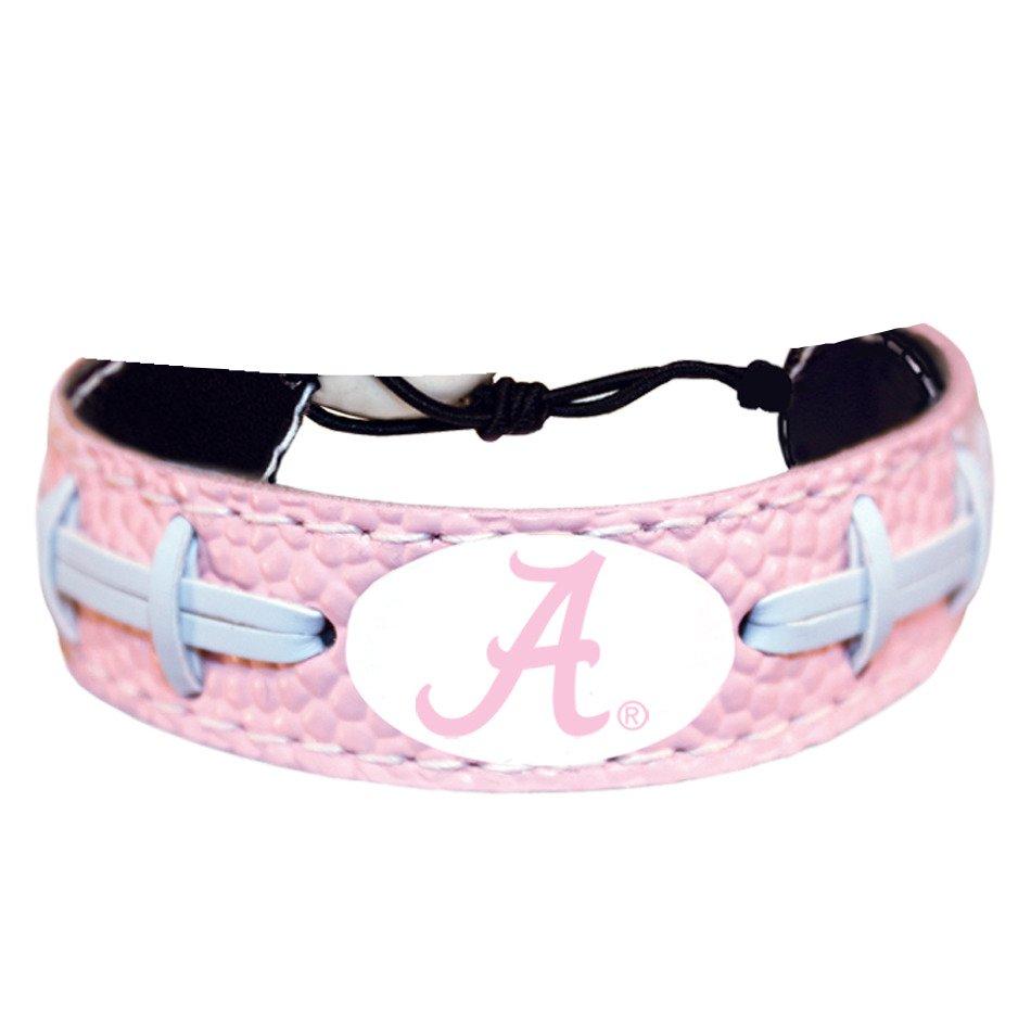 GameWear University of Alabama A Logo Classic Football Bracelet