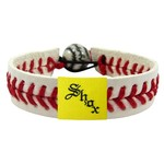 GameWear Wichita State University Classic Baseball Bracelet