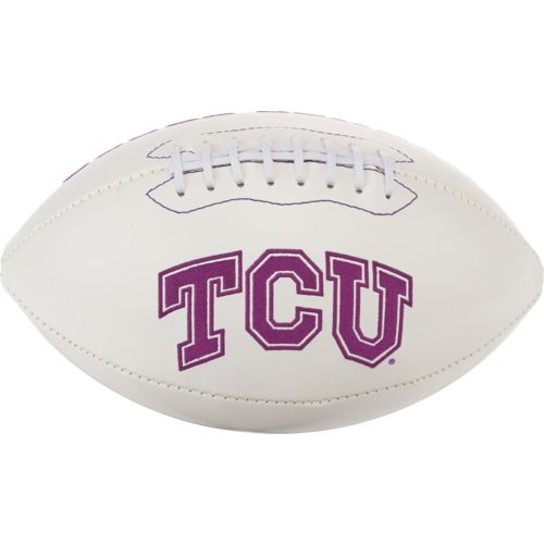 Rawlings Texas Christian University Signature Series Full-Size Football