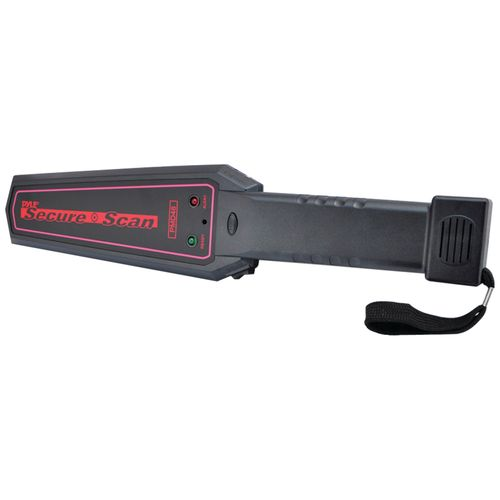 Pyle Secure Scan Handheld Metal Detector Wand Security Scanner
