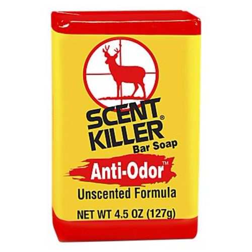 Display product reviews for Wildlife Research Center® Scent Killer 4.5 oz. Bar Soap