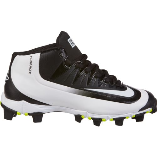 Display product reviews for Nike Boys' Huarache 2KFilth Keystone Mid Baseball Cleats