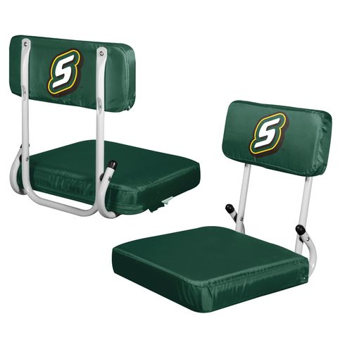 Logo Chair Southeastern Louisiana University Hardback Seat