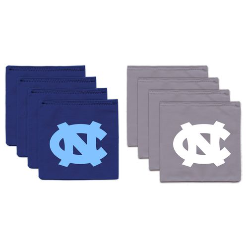 BAGGO® University of North Carolina 12 oz. Cornhole Beanbag Toss Bags 8-Pack