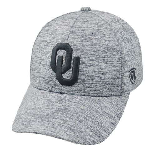 Top of the World Adults' University of Oklahoma Steam Team Cap