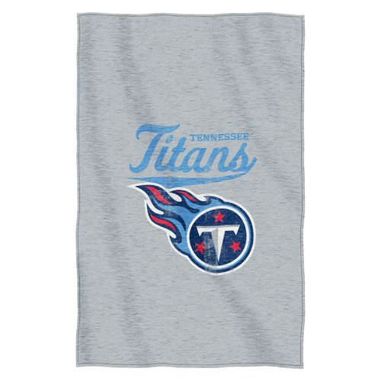 The Northwest Company Tennessee Titans Sweatshirt Throw