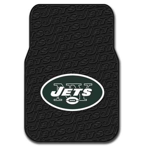 The Northwest Company New York Jets Front Car Floor Mats 2-Pack