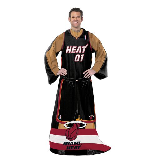 The Northwest Company Miami Heat Uniform Comfy Throw