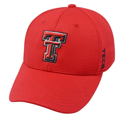 Top of the World Men's Texas Tech University Booster Plus Cap